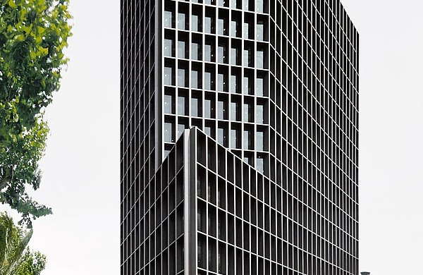 1115 Fensterelemente, wärmegedämmt, forster unico Mediapro, ES-Barcelona