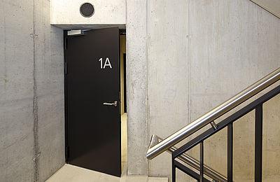 verblechte Tür EI30