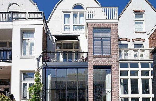 Fenster und Verglasungen aus Stahl