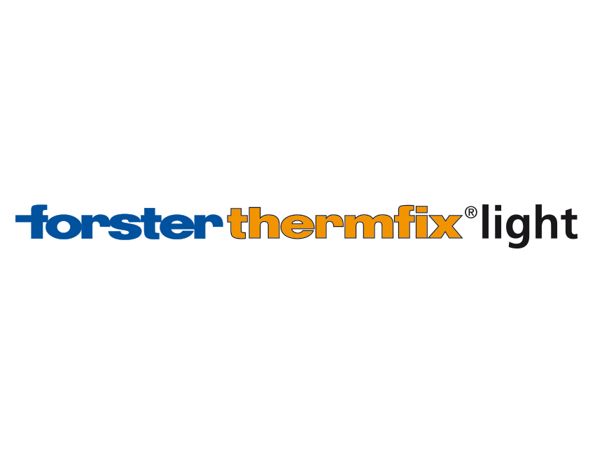 die neue Systemvariante forster thermfix light wird eingeführt