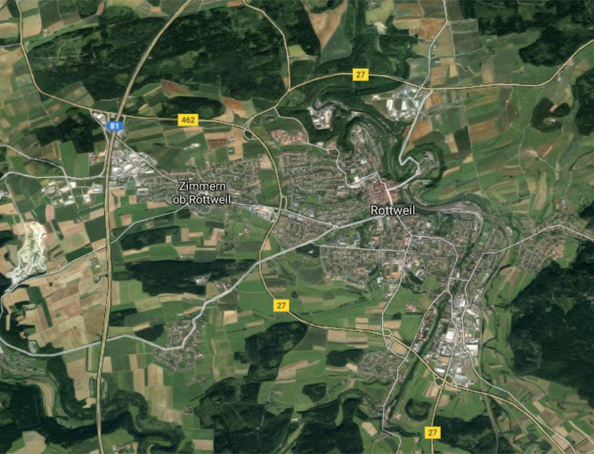 Forster gründet in Deutschland die Forster Profilsysteme GmbH