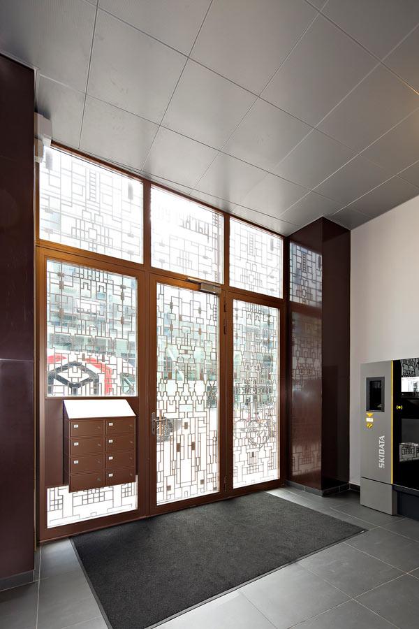 ijdock shops and apartments forster profilsysteme ag arbon. Black Bedroom Furniture Sets. Home Design Ideas