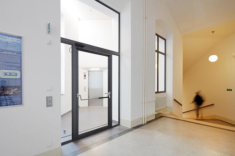 technical university of vienna forster profilsysteme ag. Black Bedroom Furniture Sets. Home Design Ideas